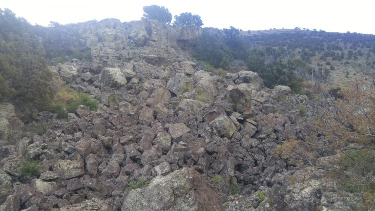 A Brief History of Capulin Volcano – Mosaics In Science