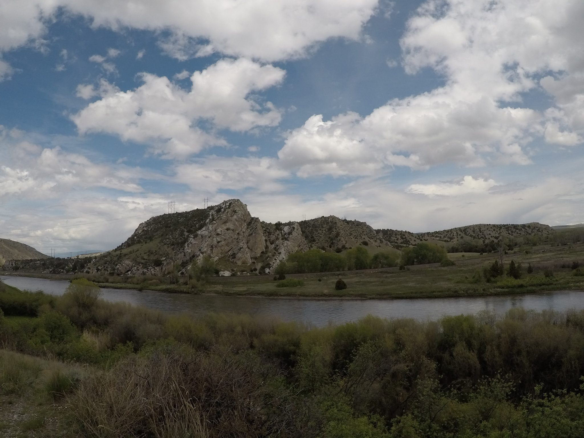 Three Forks Trail in Missouri Headwaters State Park