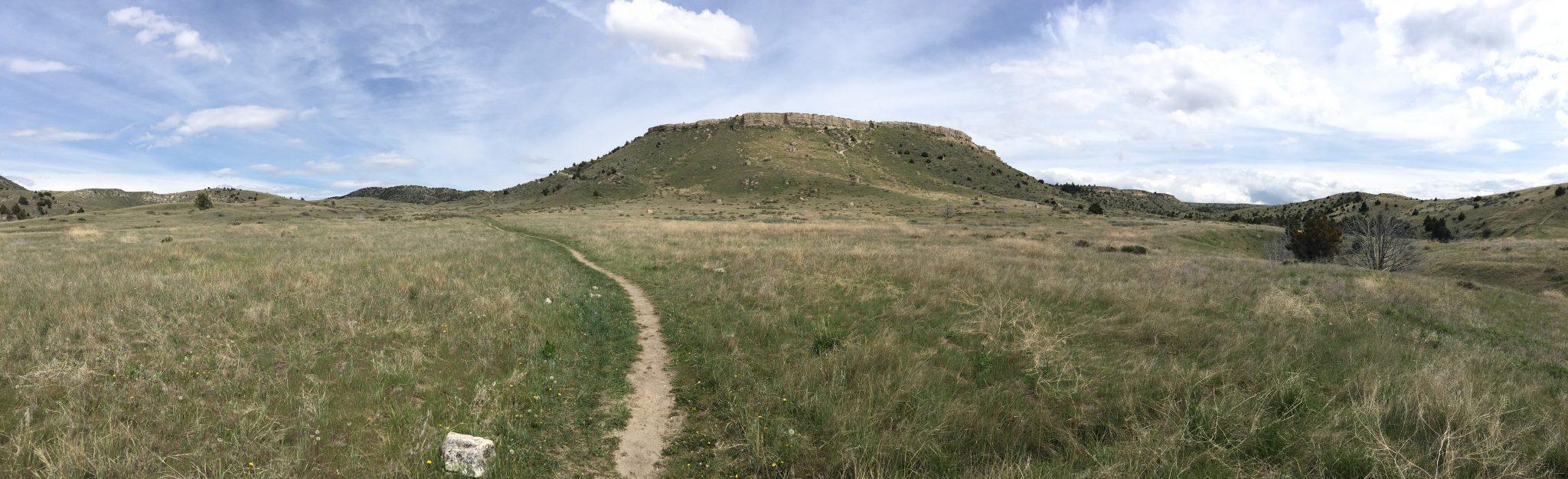 Madison Buffalo Jump Trail