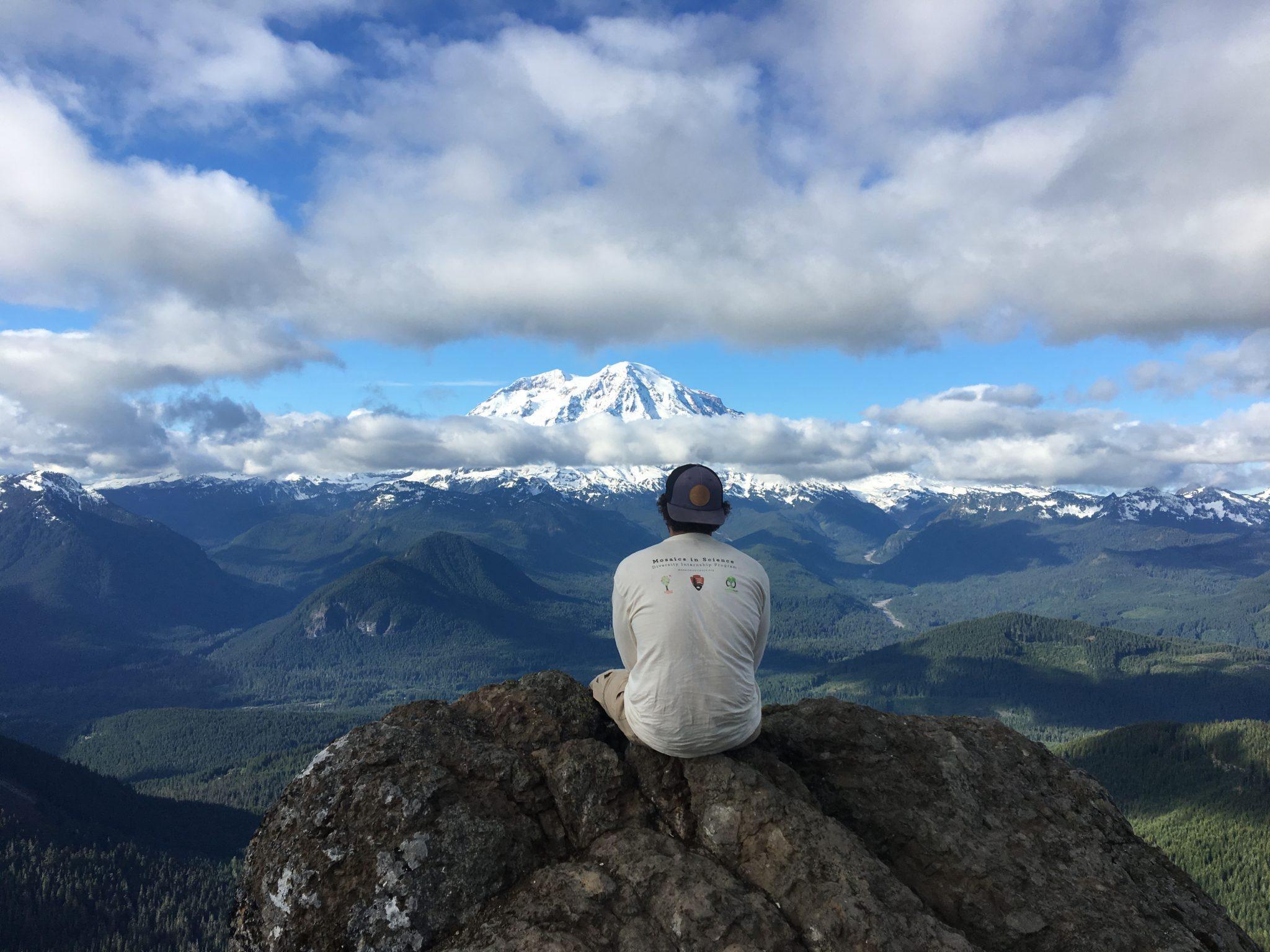top of high rock lookout